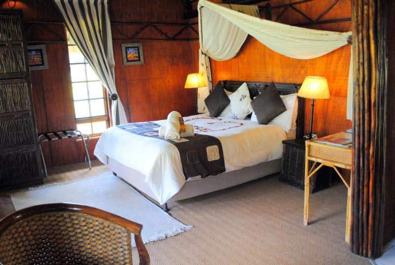 Log Cabin Suite