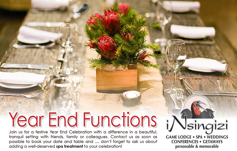 2020 iNsingizi year end functions
